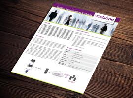 VoxDID Brochure