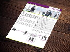VoxFAX Brochure