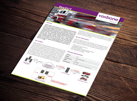 VoxOUT Brochure