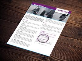 VoxCOMMAND Brochure