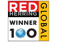 Red Herring Global 100 award